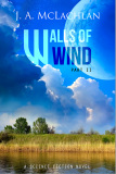 Cover of Sci-Fi novel Walls of Wind: Part II